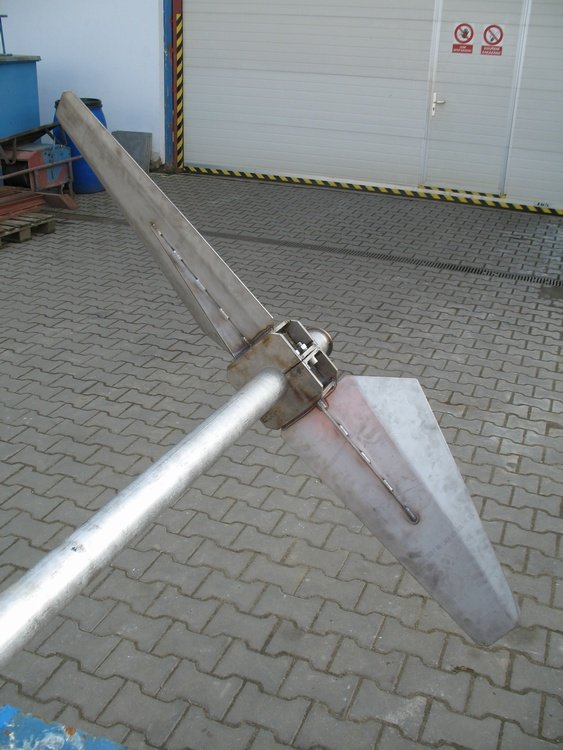 Stainless mixer<br />
